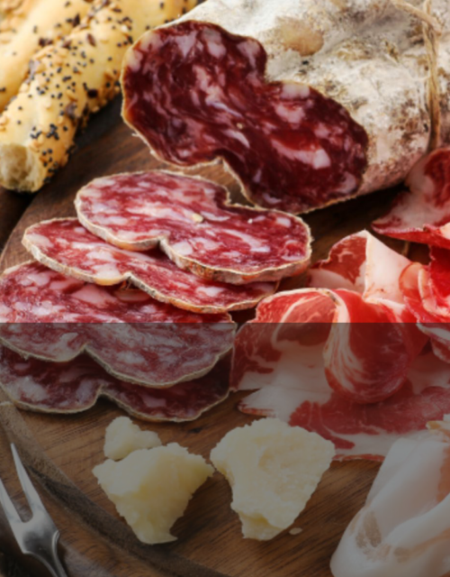 Processed & Imported Cold Meats