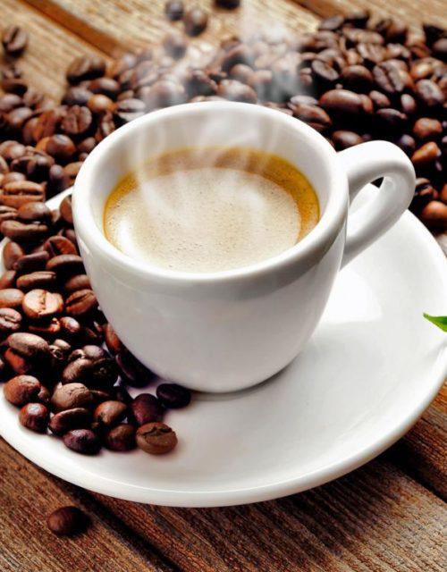 Coffee Beans & Capsules
